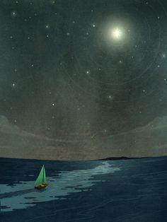 By Starlight.