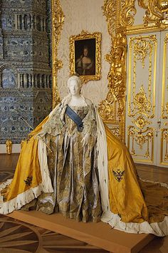The Catherine Palace, St Petersburg Russia
