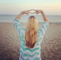 Throw what you know at the beach.