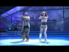 SYTYCD-No Air (Katee and Joshua)