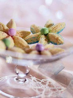 Flower cookies - easy