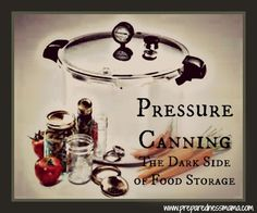 Everyone seems to be afraid of trying it, yet once you do its life changing! Pressure canning opens a whole new world of opportunity, savings, and flavor!