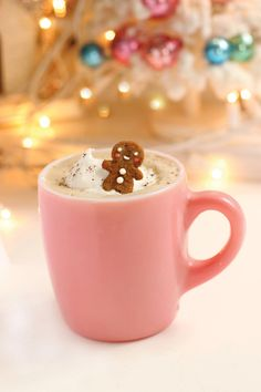 Gingerbread Cocoa