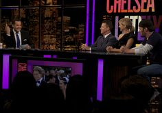 Ross Mathews guest hosting Chelsea Lately
