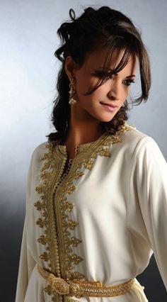 Laila Benmlih couture Moroccan Caftan