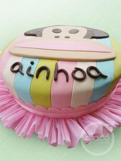 Torta Infantil. Paul Frank