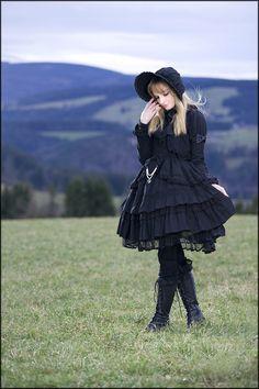 Gothic Lolita,