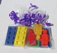 LEGO party favor idea's.
