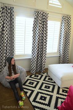 Tween Hangout Room using [@Leni Sim] - Sneak Peek! -- Tatertots and Jello #inawaverlyworld