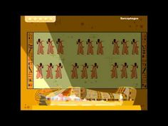 Build background knowledge or extend basic learning with this great Ancient Egypt video for kids.