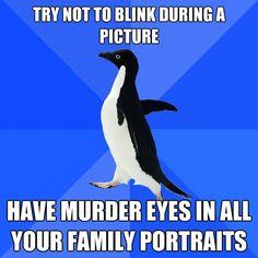 Social Awkward Penguin