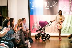 NYC launch event for Britax Affinity stroller #blogger #fashion #radiantorchid