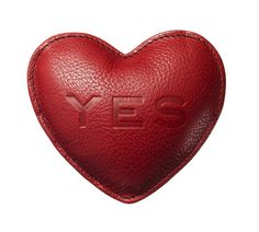 Marc Jacobs Heart Paperweight