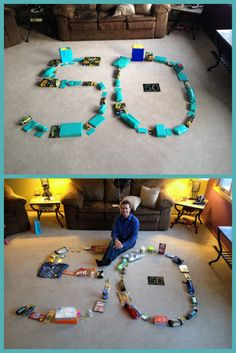 50th Birthday Ideas For Dad 50th birthday gift - 50 gifts,