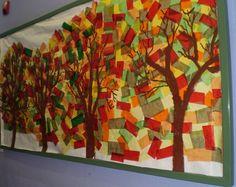 Mural de la tardor.