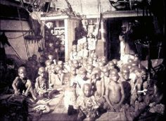 Dutch boat arrived in Brazil ( picture 1868)  http://www.braziltravelbeaches.com/triangular-trade.html #slavery