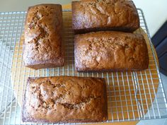 The Pastry Chef's Baking: Cinnamon and Spice Sweet Potato Bread