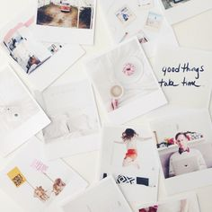Just the beginning of my obsession with @printicapp. Order polaroids straight from your phone