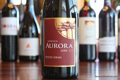 The Reverse Wine Snob: Vinedos Aurora Petite Sirah 2010 - Bursting With Flavor. More love for wine from Lodi. http://www.reversewinesnob.com/2014/03/vinedos-aurora-petite-sirah.html #wine #winelover