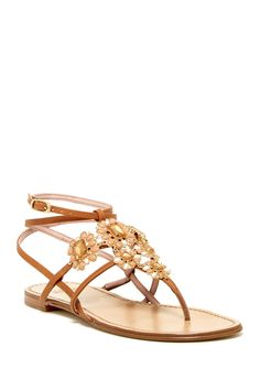 Artisan Embellished Sandal