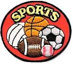 Sports Fun Patch. Have field day and play all of your favorite sports. Pass these patches out at the end. For all our low prices Girl Scout Patches go to PatchFun.com