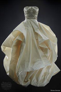 Rubin Singer Bridal - 2014 - Juliette Strapless Wedding Dress