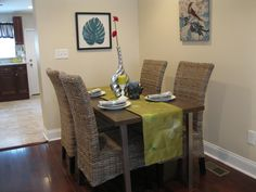 Home Staging Ideas, Dining Table