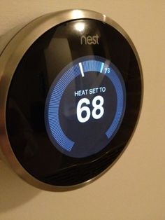 The Nest thermostat is among a growing number of devices that can be controlled remotely with a wi-fi connection, but it is home security rather than energy conservation that many homeowners are most concerned about, a survey by Lowe's has found. The home improvement retailer discovers that home security is the top priority for people investing in home automation. Few prefer professionally installed systems over a DIY approach without a monthly fee.