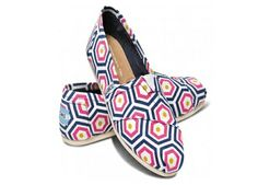 TOMS' new shoes and shades by Jonathan Adler