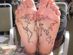 world under your feet