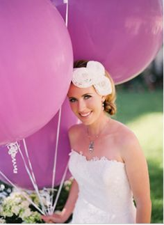 #wedding #balloons