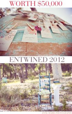 Entwined 2012 - San Antonio Wedding Giveaway - Anne Marie Photography