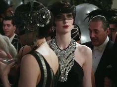 "Elizabeth Debicki as Jordan Baker in Baz Luhrmann's ""The Great Gatsby"" 2012"