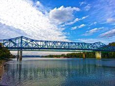 Ashland Bridge. Ashland, KY