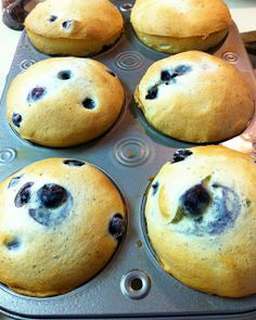 Extraordinary Life: Only the best Gluten Free Blueberry Muffin in the whole wide world....