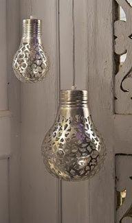 Cool light bulb idea