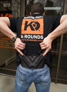 Kydex Holsters Concealment, Competition Holsters, Mag Pouches K ROUNDS