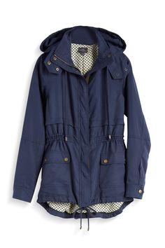 Stitch Fix Fall Styles: Cargo Anorak Jacket by Market & Spruce