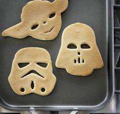 Pancake Starwars
