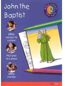 Lesson and activities on John the Baptist