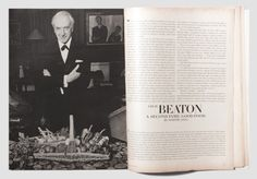 Cecil Beaton Vogue Recipes from the pages of the magazine