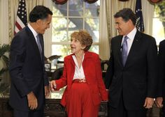Former first lady, Nancy Reagan, was a Girl Scout