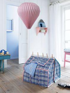DIY: une cabane pour enfants