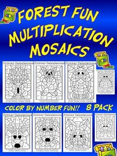 Multiplication Fact Fun!