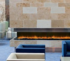 Platonic Fireplaces - Contemporary original electric fires, modern fireplaces.
