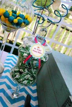 Mr. Krabs' Money Mints - Spongebob Pineapple Under the Sea party