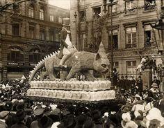 Köln carnavalsoptocht 1913