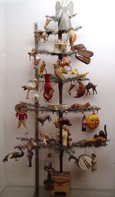 antique ornaments