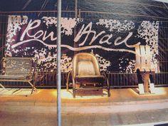 Ron Arad,  Rover Chair at Seipp Germany