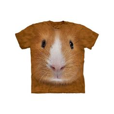 Guinea Pig Face Tee Youth now featured on Fab.